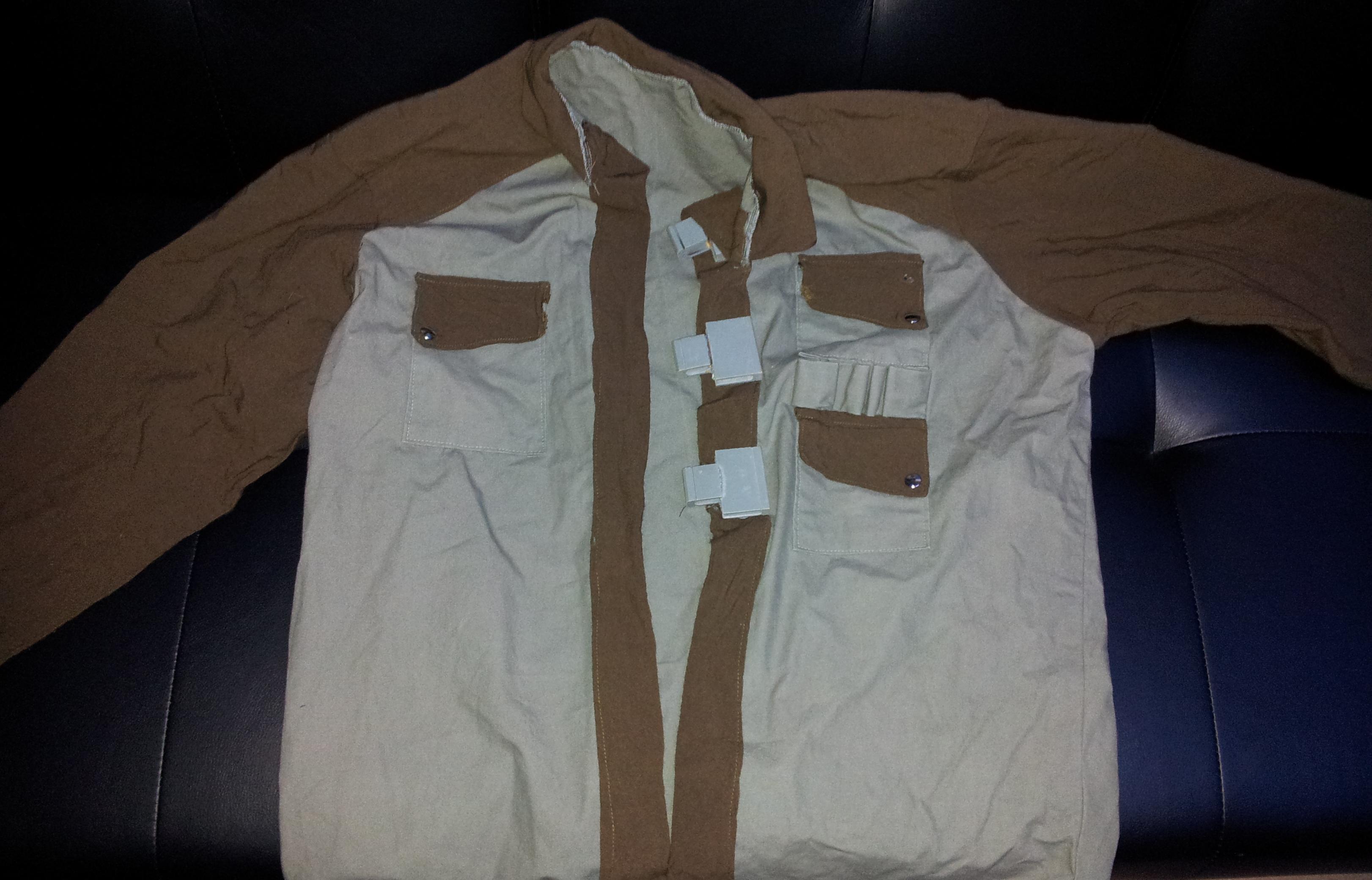 Resistance jacket